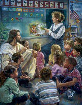 Jesus-The-Children