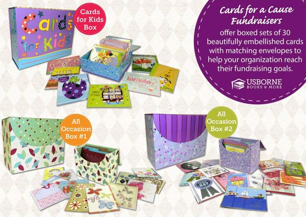 Usborne Books Cards
